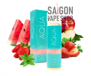Aqua Pure Ice 60ml - Tinh Dầu Vape USA