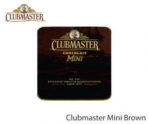 Clubmaster Mini Brown - Chocolate Mini No.233
