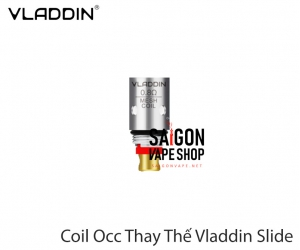Coil OCC Vladdin Slide Kit