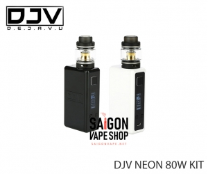 DEJAVU Neon 80W Kit