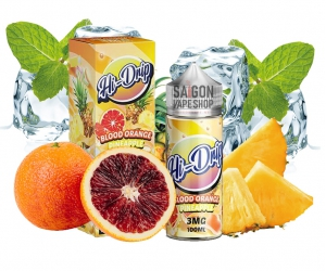 Hi Drip Blood Orange Pineapple Iced 100ml