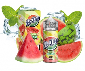 Hi Drip Watermelons Iced 100ml