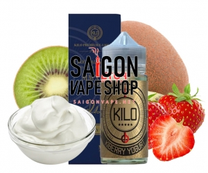 Kilo Kiberry Yogurt 100 ml - Tinh Dầu Vape USA