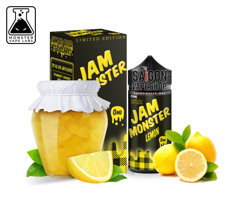LE Lemon Jam Monster 100ml