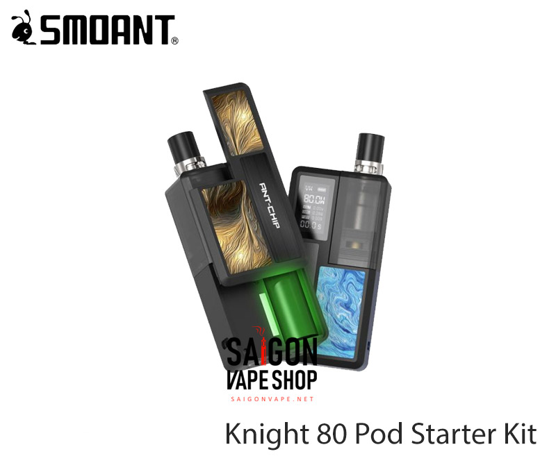 Smoant Knight 80 Starter Kit