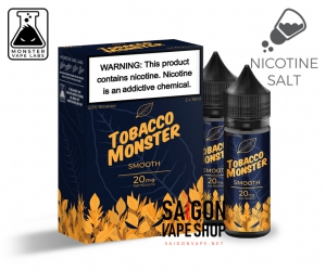 Smooth Tobacco Monster Salt Nic